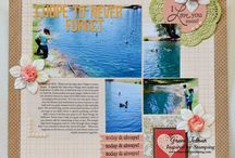 Scrapbooking / by Inspired by Stamping