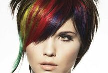 cabello de color / by Ary Mejia Villa
