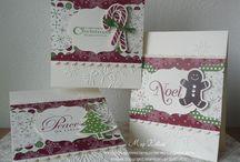cards Christmas / by Jennifer Petry