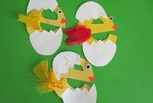 Alpahabet Ideas / by Herding Kats In Kindergarten