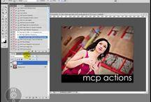 Photoshop fun! / by Karen Gamble (CiCi & Ryann Girls Clothing)