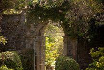 secret garden inspiration / september 3rd benefit event / by Gabi Vincent
