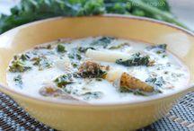 Zappa Tuscana soup / My favorite / by Mary (Darden) Feddersen