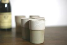 Ceramics - Inspiration Cups / by Betsy E
