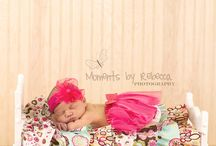 newborn pics / by Chayanna Miller