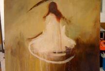 <3 ART!!!! <3 / by Maria Waller