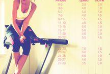 Fitness / by Amanda Knapp