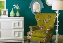 Flannery's Bedroom Ideas / by Bradi Ross