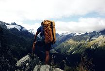 Hiking / by Russell Reeder