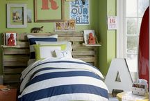 boys room / by Katie Bettis Fisher