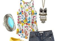 Cute outfits / by Madison G