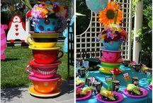 party ideas / by Amanda Elbert