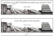 Bookmarks / by Joyce Geleynse