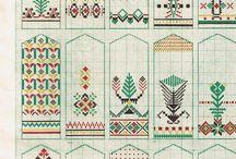 Knit Charts / by Edith Serkownek