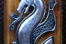 Dragons and other arcane things / by Jo Marsh