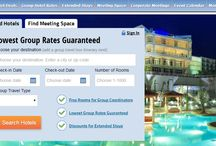 Group Travel / Booking a group online is now easy and efficient. With over 50,000 hotels on our website, you will get the lowest rate guaranteed / by HotelPlanner