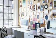 work spaces / by emily laseter