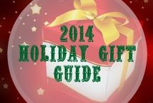 2014 Holiday Gift Guide / by Angela Kinder