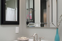 Home: Bathrooms / by Joanne White