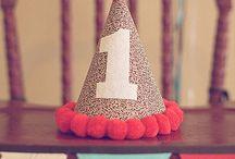 Logan's 1st Birthday / by Candice Purichia