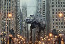 Star Wars / by Phil Bates