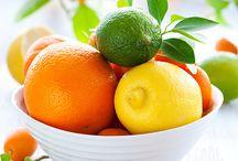 lemon, citrus, orange .... / by Gita Karman