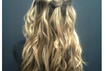 hair / by Kelly Rogers