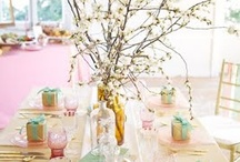 Tablescapes / by C McDonald