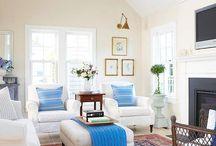 livingroom / by Kathryn Farmer