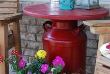 Outdoor Living / by Trina Whalen
