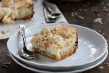 "Recipes - Desserts - Bars / by Christine Steendahl - ""The Menu Mom"""