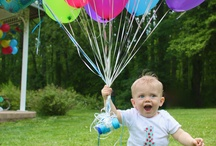 First birthday photography / by Jessica O'Neill