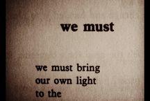 Words of Wisdom / by Katie Leibig