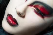 Mua / Inspired make up looks, product reviews  / by Paige Richards