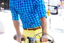 Men's fashion  / by Kendal Ewing