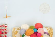 {knit something} / by Celebrate Today with Crystal & Company