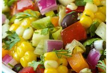 Side dishes and veggies / by Samantha Bell
