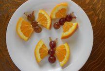 Snacks / by Olivia