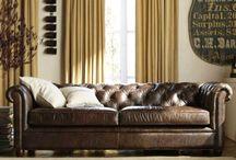 Living Room Ideas / by Liz Toolan