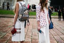 Street Style Faves / by Evelina Barry