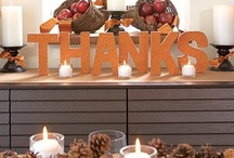 Thanksgiving / by Aileen Breen