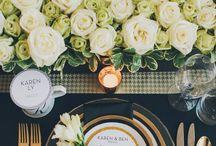 WEDDING COLORS / by Lauren Landis