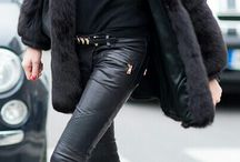 Leather Love ♥ / by The FASH Agency