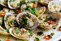 Seafood / Wonderful / by Auntie Emm