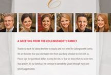 The Collingsworth family / by Evelyn McDonald
