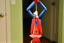 Elf on the shelf / by Michelle Milan Burrow