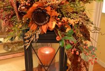 fall decor / by Betsy Peterson