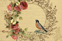 Collage pretties / by Ingeborg van Zuiden