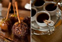 Fall Cakes + Sweets / by Brenda of Brenda's Wedding Blog