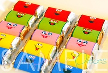 Sesame Street Theme Party / All you'll need for your next sesame street party :) / by Sweet Party Nyomi